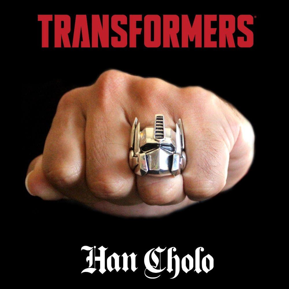 Transformers News: Transformers x Han Cholo Officially Licensed G1 Jewelry Line