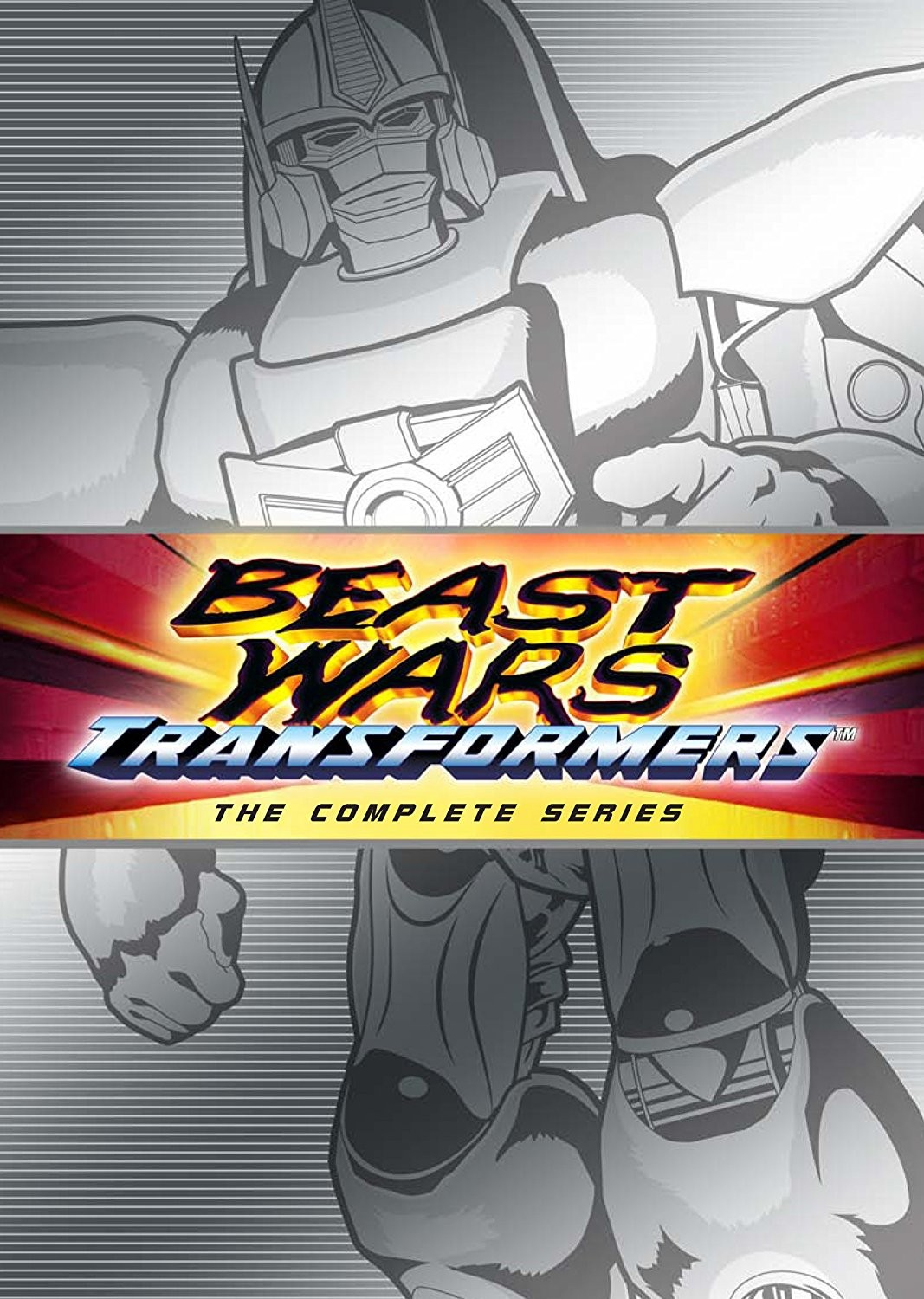 Transformers News: Shout! Factory Beast Wars Box Set on Sale on Amazon.com