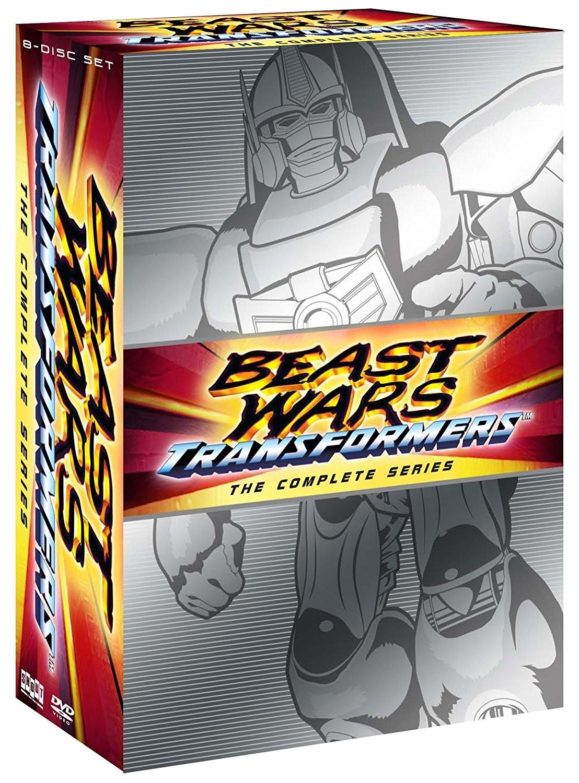 Transformers News: Shout! Factory Beast Wars Box Set on Sale on Amazon.com