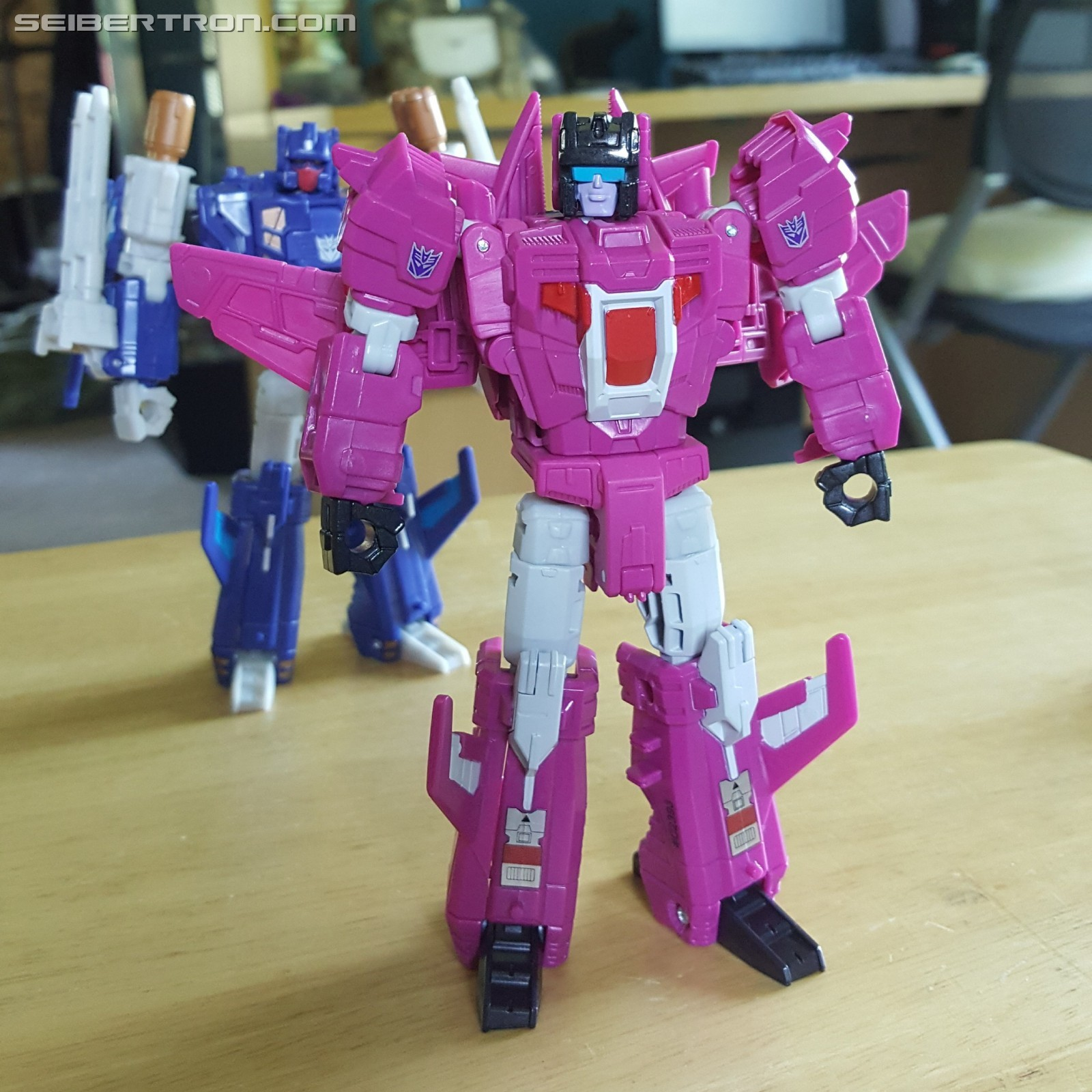 Transformers News: Domestic Listings for Takara Transformers LG-EX Big Powered and Comparison to G1 Figures