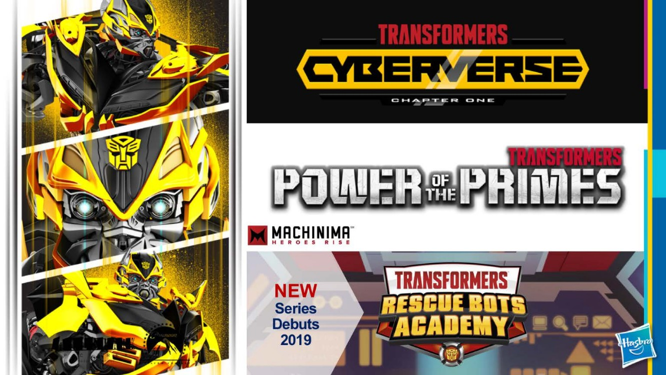 Transformers News: Transformers: Cyberverse Animated Series Discussion Thread