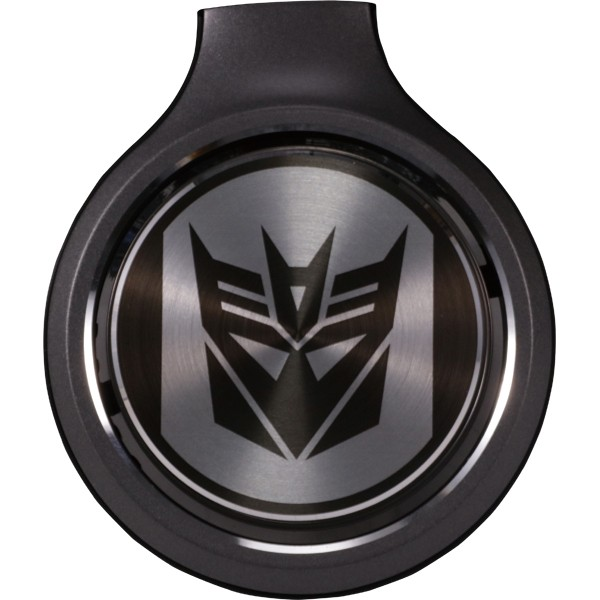 Transformers News: Pioneer Transformers Autobot and Decepticon Headphones Listing