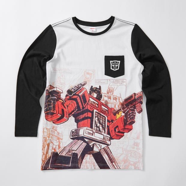 Transformers News: New Transformers Clothes at Target Australia