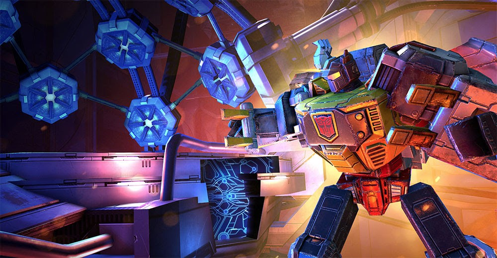 "Transformers News: Transformers: Earth Wars Event - ""Primal Call"""