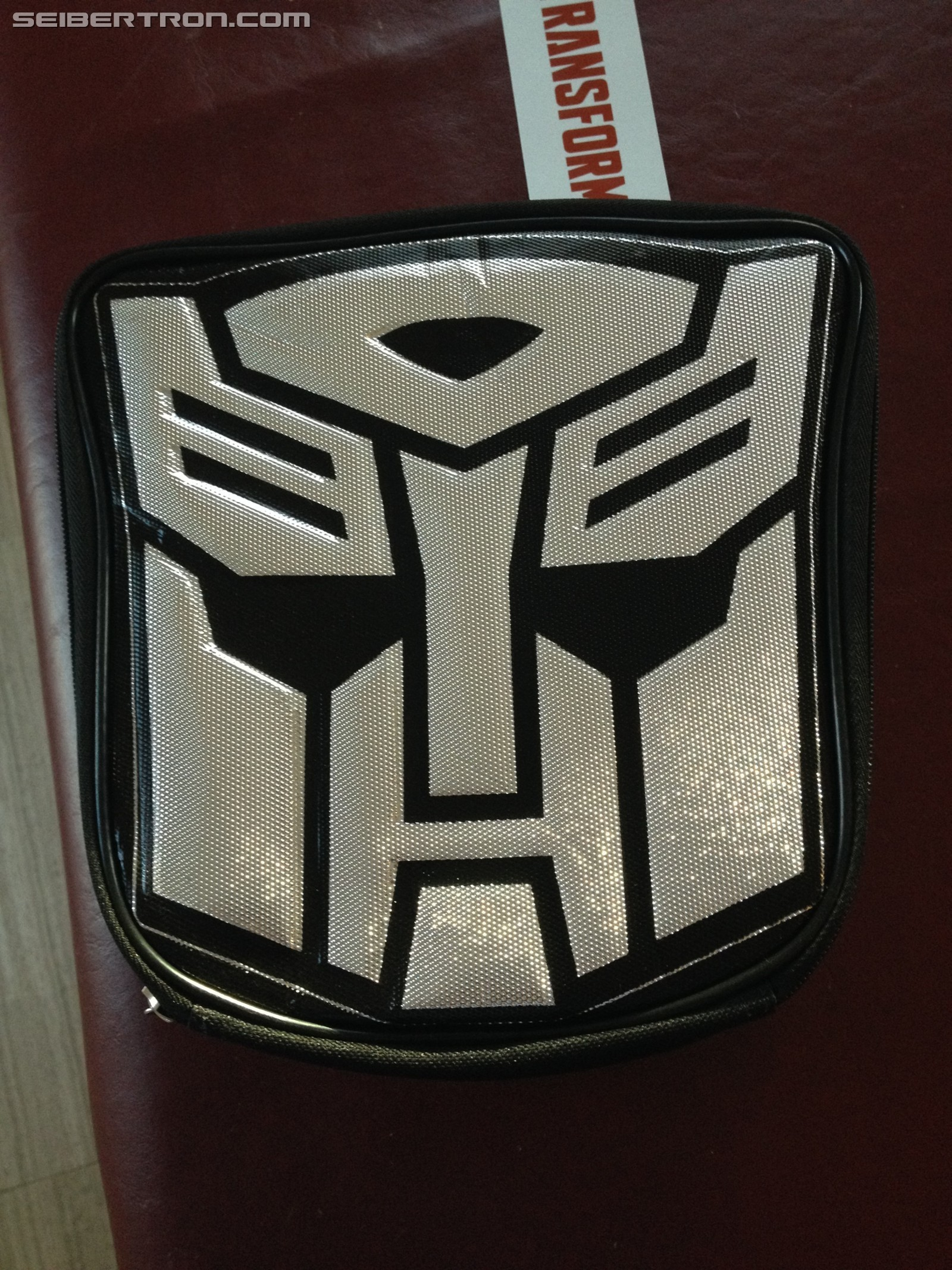 Transformers News: In Hand Images of Transformers: The Last Knight Valvoline Lunch Box