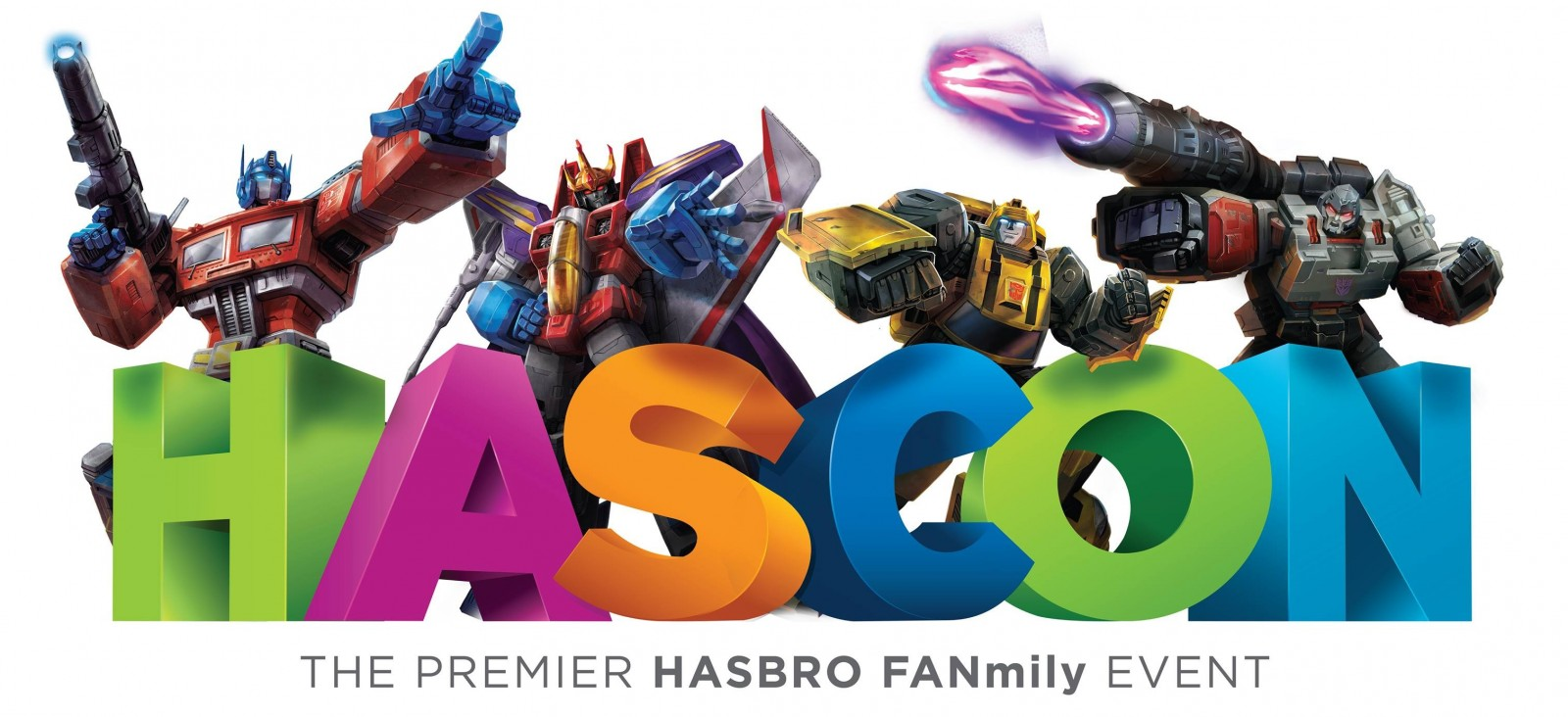 Transformers News: Hasbro Released Full HASCON 2017 Schedule - Transformers Comics, Toys, Guests and More