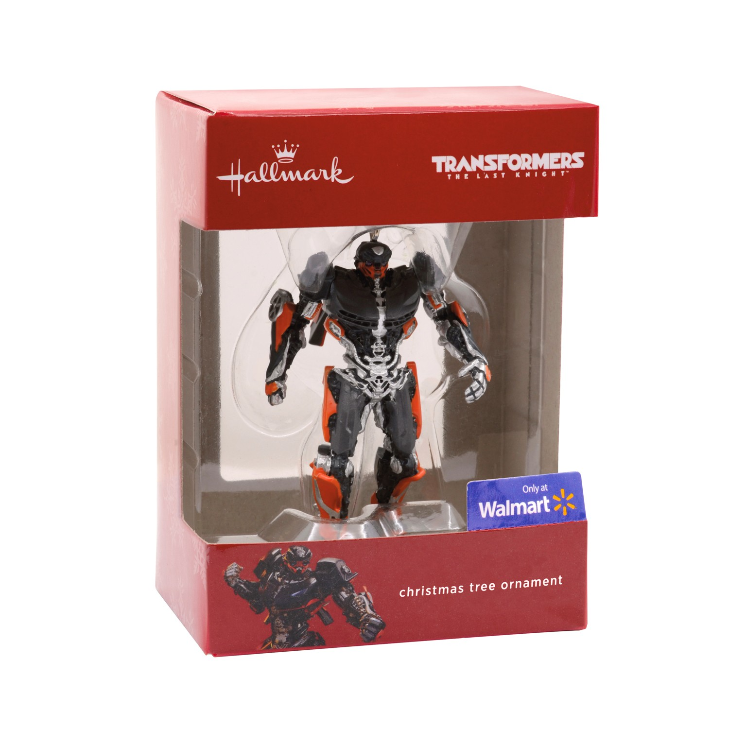 Transformers News: Transformers: The Last Knight Hot Rod Christmas Ornament Announced