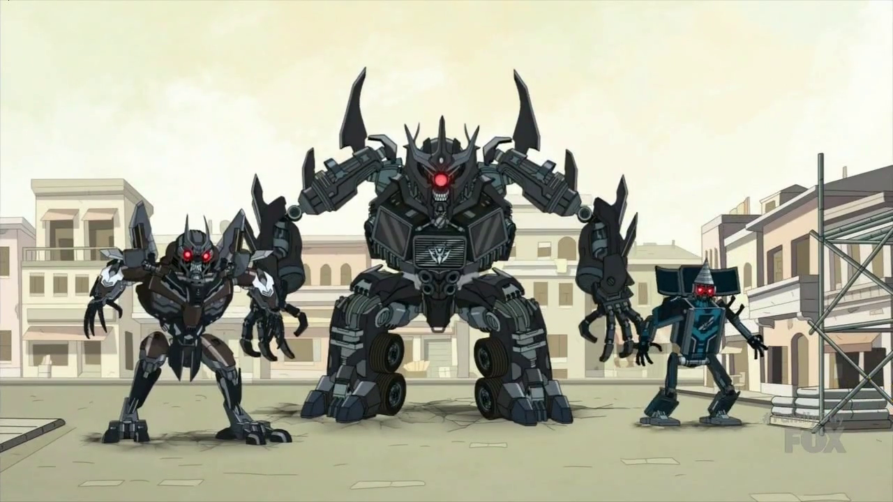 Transformers News: Michael Bay's Transformers Movies Parodied by Family Guy