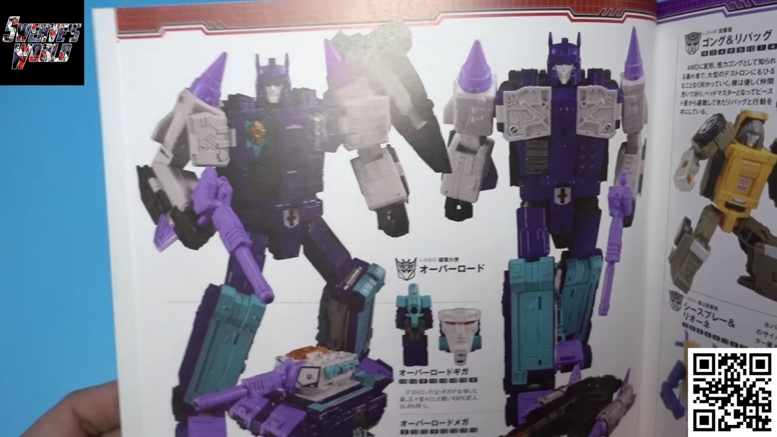 Transformers News: Re: Tayo Tosho/HeroX Transformers Generations 2018 Cover Revealed and Pre-Orders