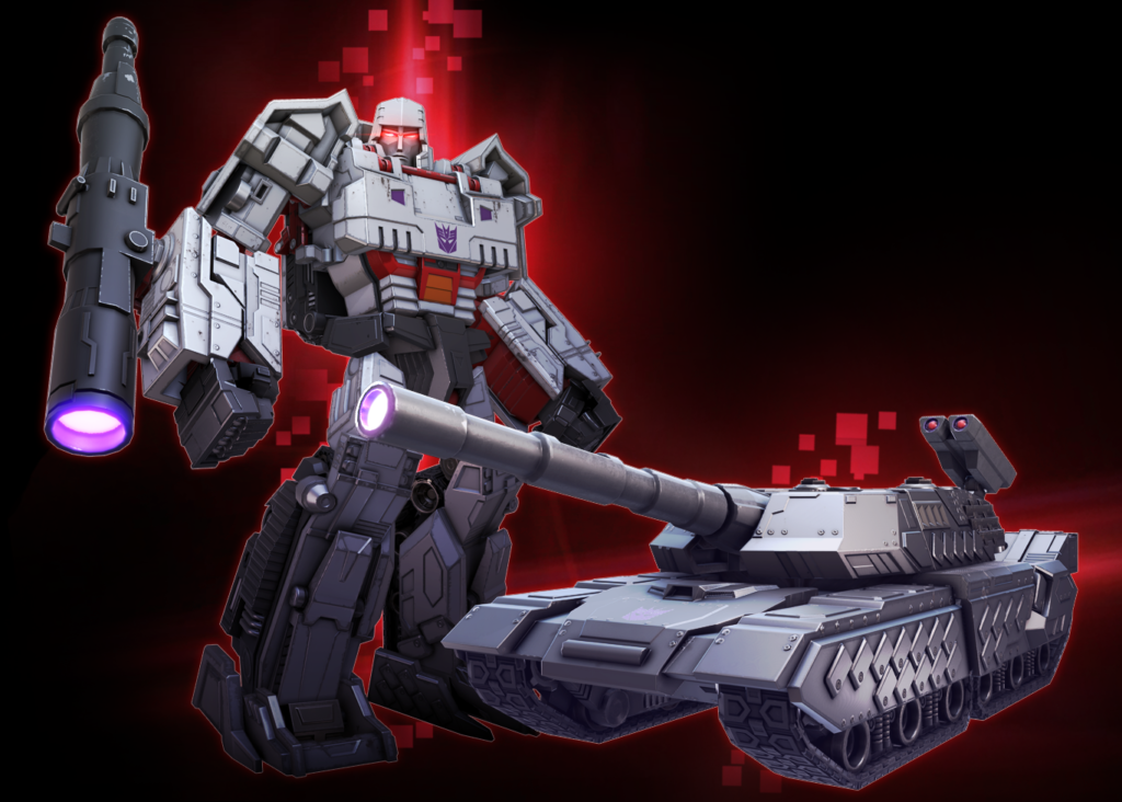 Transformers News: Megatron Lands in Kabam's Transformers: Forged to Fight