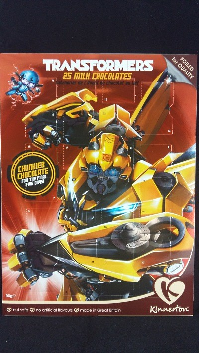 Transformers News: Transformers Themed Advent Calendars - The Last Knight and Robots in Disguise