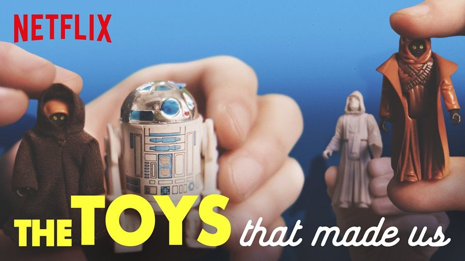 Transformers News: Netflix The Toys That Made Us Series First Half Now Streaming