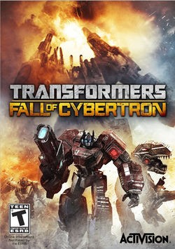 Transformers News: Re: Transformers: Fall of Cybertron Potential Play Station 4, XBox One Release