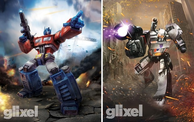 Transformers News: Wizards of the Coast to Produce Transformers Card Game