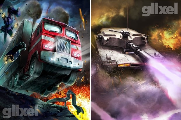 Transformers News: Hasbro Files for Transformers Trading Card Game Trademark