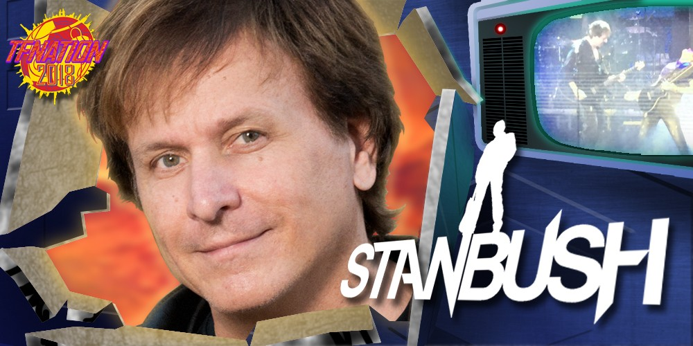Transformers News: Musician Stan Bush to Attend TFNation 2018, plus Concert Info
