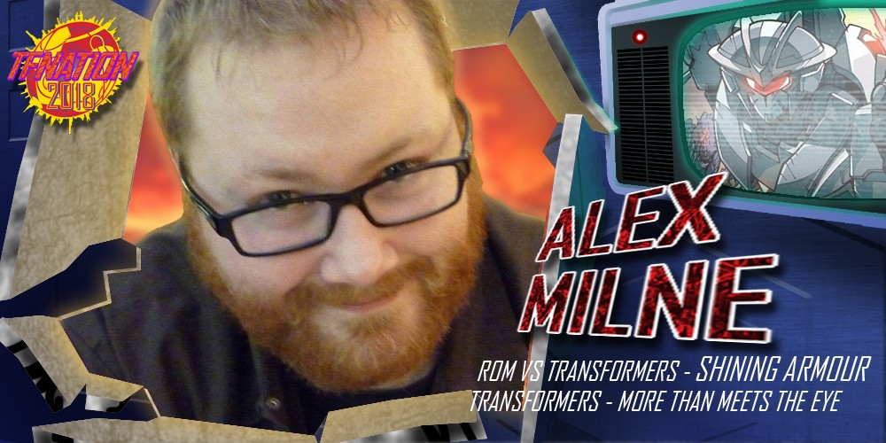 Transformers News: Artist Alex Milne to Attend TFNation 2018