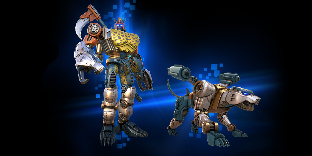 Transformers News: The Maximal Cheetor Joins Transformers: Forged to Fight Mobile Game