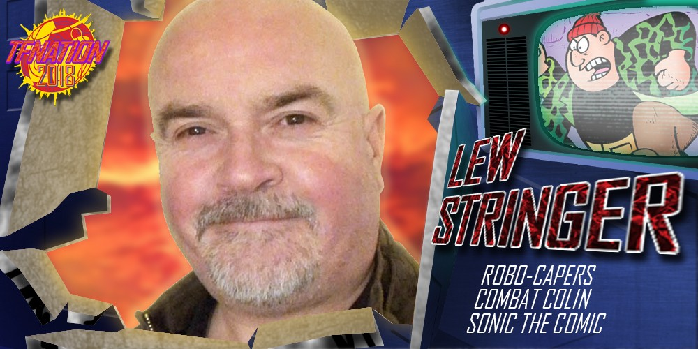 Transformers News: Comics Artist Lew Stringer to Attend TFNation 2018