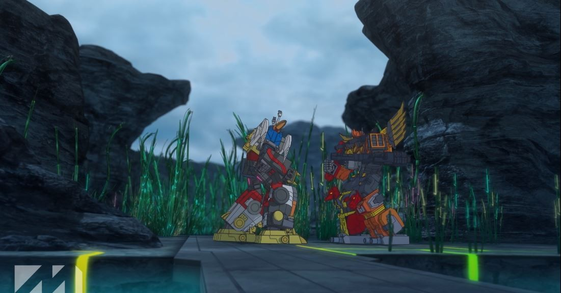 Transformers News: PotP Gear: Machinima's Transformers Power of the Primes Episode 4 REVIEW