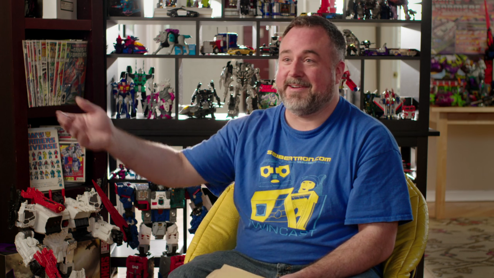 Transformers News: Seibertron.com Watches Netflix The Toys That Made Us Transformers Episode