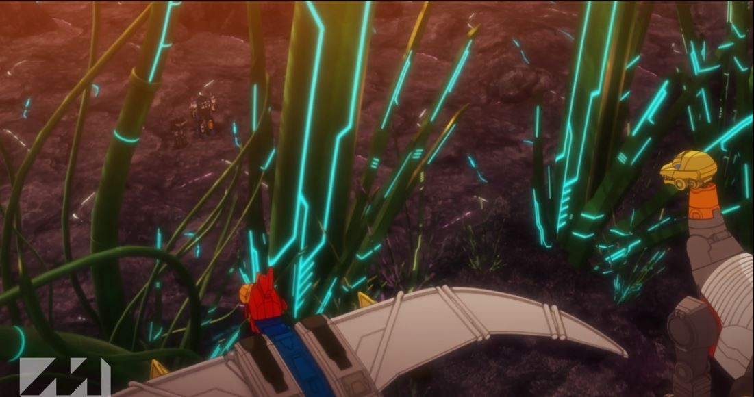 Transformers News: Try Not to Lose Your Head: Machinima Transformers Power of the Primes Episode 5 REVIEW