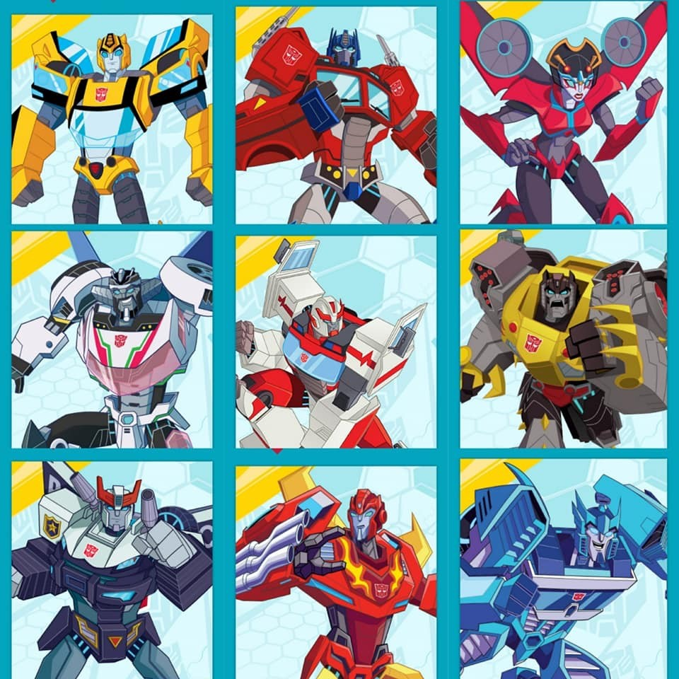 Transformers News: Transformers: Cyberverse Animated Series Roster Revealed with Acid Storm, Ratchet, Prowl and More
