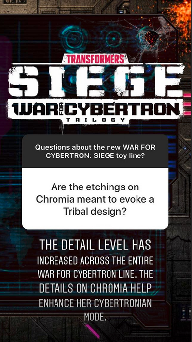 Transformers News: Hasbro Answers Questions About War for Cybertron: Siege on Instagram: Titans, Decepticons, and More!