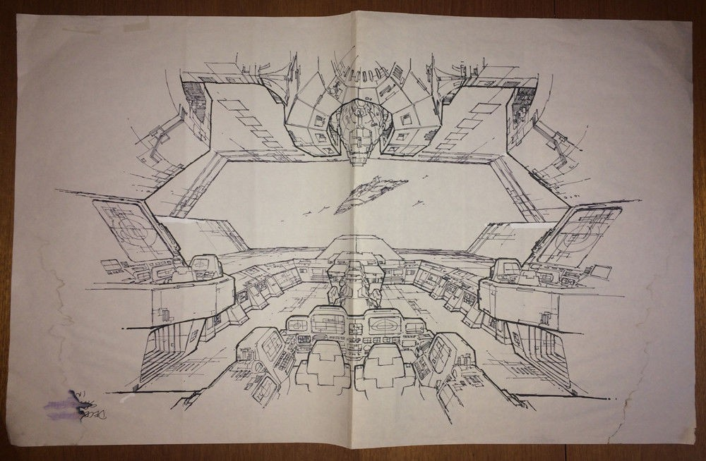 Transformers News: eBay auctions for Transformers G1 production art!