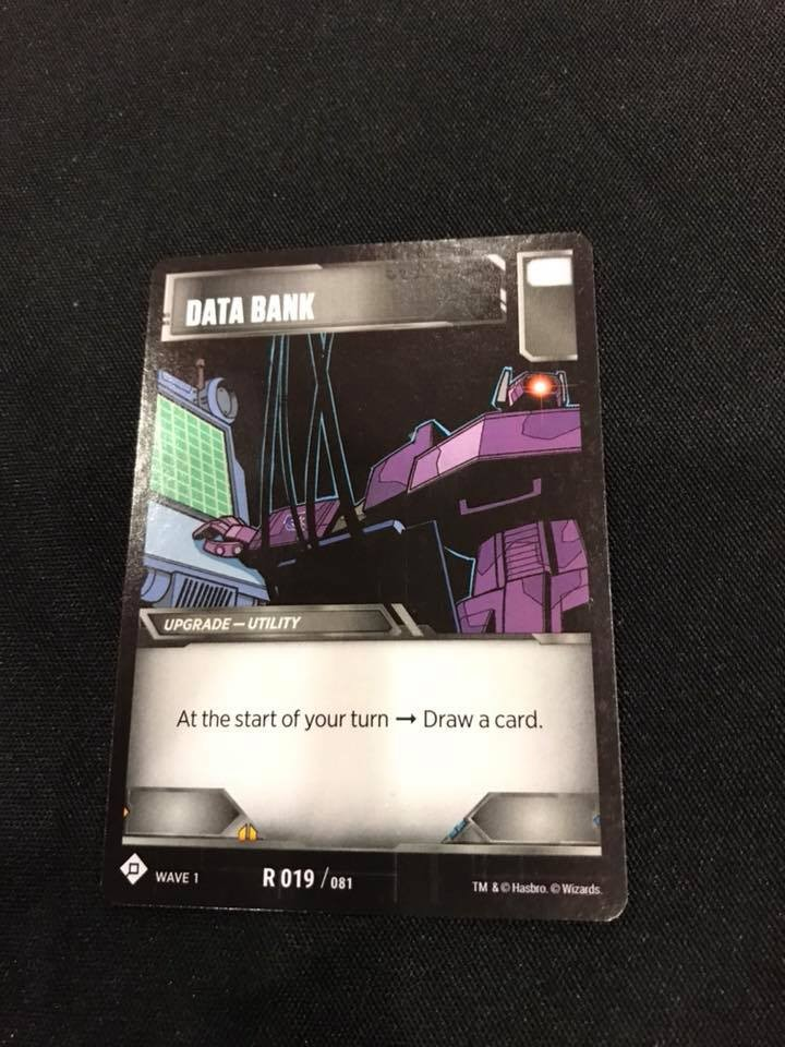 Transformers News: Arcee and Demolisher revealed for the Official Transformers Trading Card Game