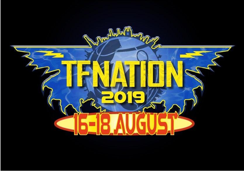 Transformers News: TFNation 2019 - 16-18 August in Birmingham, UK
