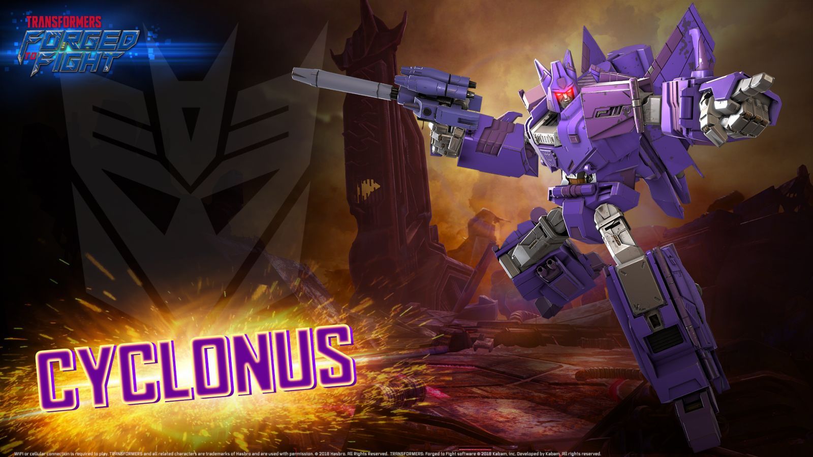 Transformers News: All-New Live-Ops Tomorrow for Transformers: Forged to Fight