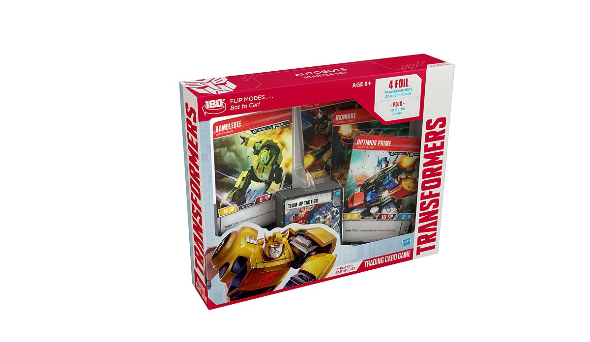 Transformers News: Transformers Trading Card Game Now Available on Amazon.com and other retailers