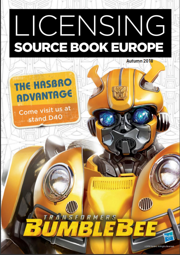 Transformers News: Hasbro Attending Brand Licensing Europe 2018 with Bumblebee, Cyberverse & More