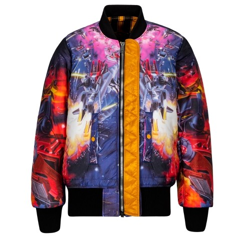 Transformers News: Hasbro X Alpha Transformers Jackets are Now Available For Order