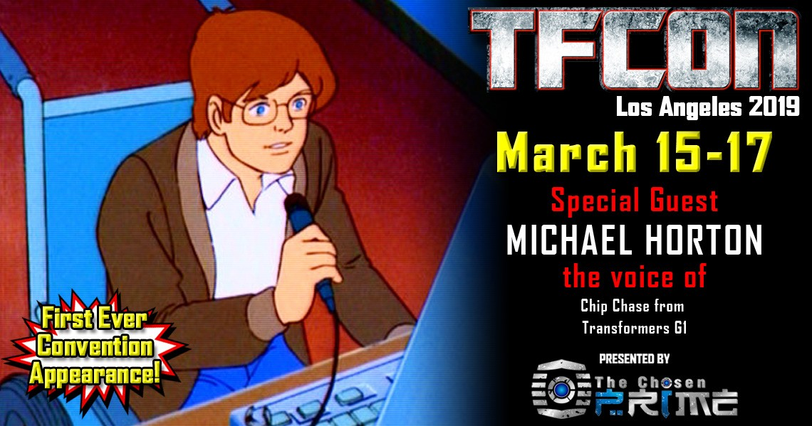 Michael Bell Joins TFcon USA's Guest Line-Up for 2019