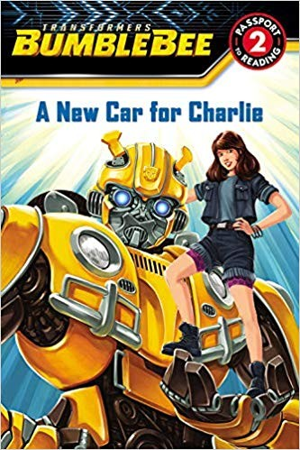 Transformers News: News on Bumblebee Appearing in NASCAR, Loot Crate, a Santa Clause Parade and Books on Amazon