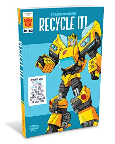 Transformers News: Transformers Recycling Books?