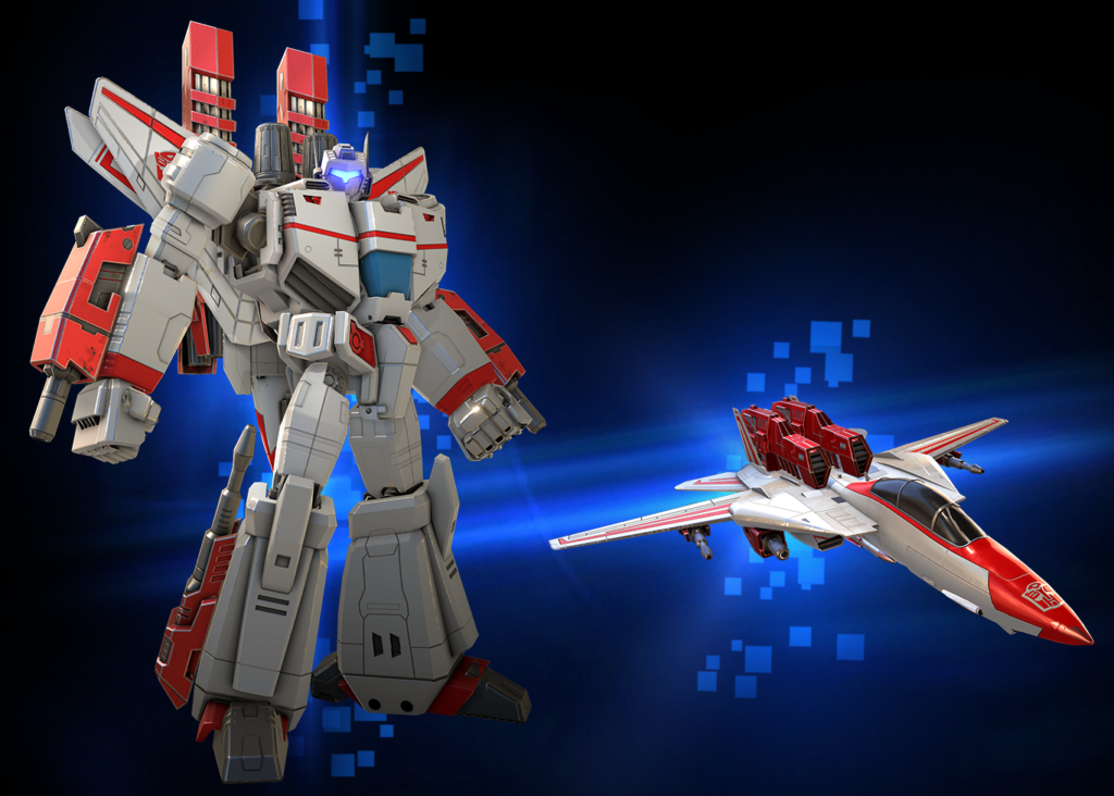 Transformers News: Jetfire lands in Kabam's Transformers: Forged to Fight Mobile Game