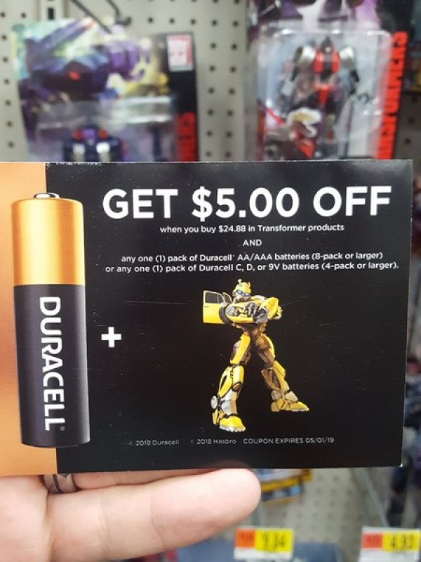Transformers News: Steal of a Deal: Rodimus Unicronus for $20, Duracell Battery-Transformers Deal, More Entenmann's Dea
