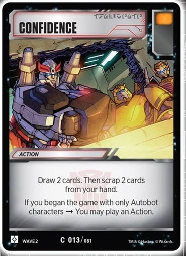 Transformers News: Blurr and More revealed for Wizards of the Coast's Official Transformers Trading Card Game