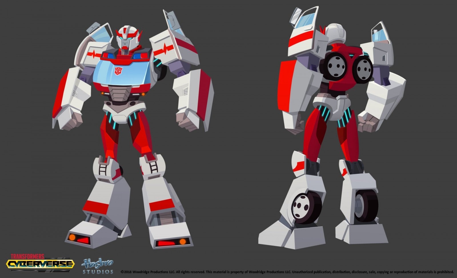 Transformers News: New Transformers Cyberverse Concept Art