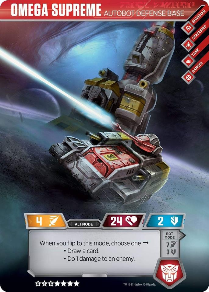 Transformers News: All Cards Revealed For Official Transformers Trading Card Game Wave 2: Rise of the Combiners