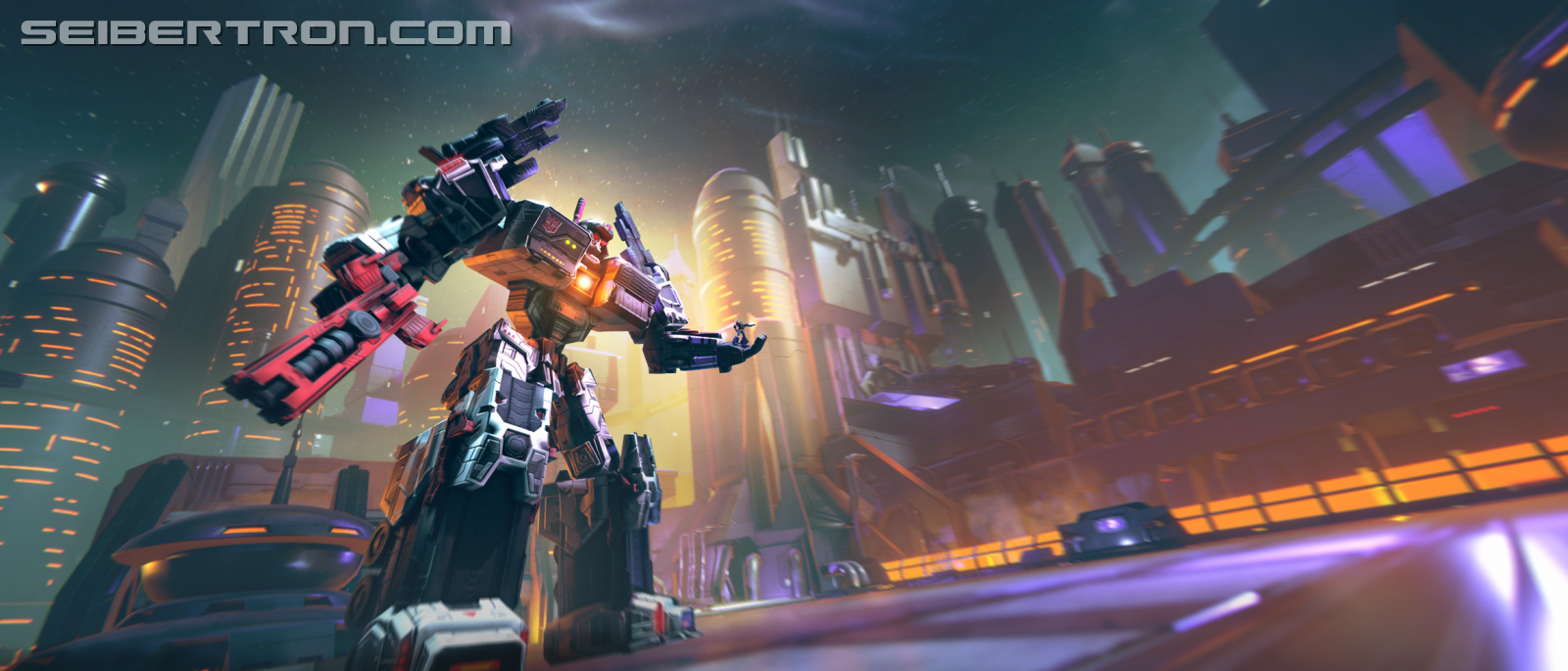 Transformers News: Titans Metroplex and Trypticon Coming to Transformers Earth Wars + Livestream Event NOW