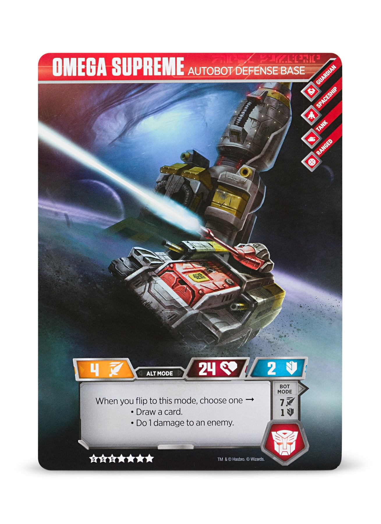 TRANSFORMERS TCG Announces Organized Play: In-Store and