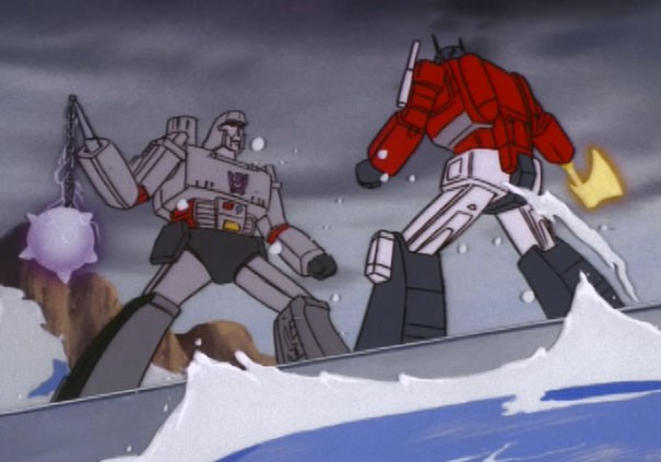Transformers News: The Transformers Original G1 Cartoon Turns 35