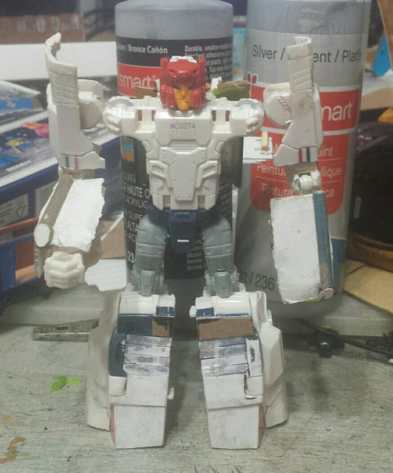 Transformers News: Re: Seibertron.com Transtopia Roundup! August 2019