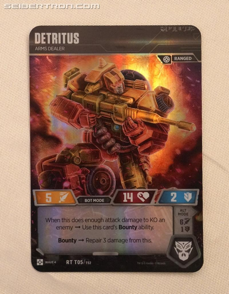 Transformers News: #NYCC2019 Image Gallery and Video of Transformers Trading Card Game Siege II Reveals