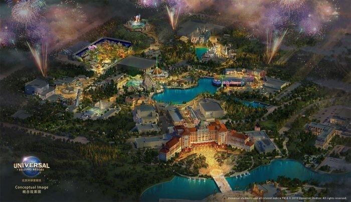 Transformers News: Universal Studios Beijing Unveils Transformers Land