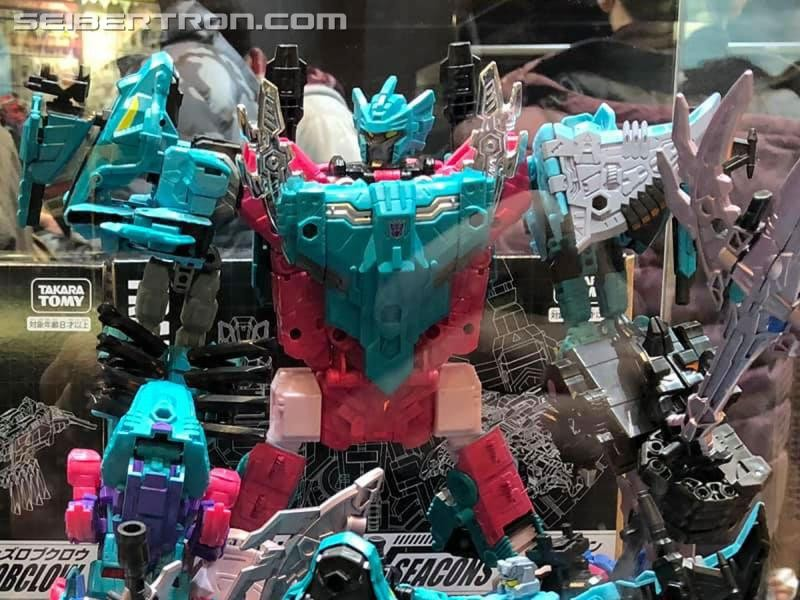 Transformers News: Seibertron.com Galleries Of Wonder Festival 2020 [Winter]